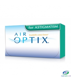 لنز آستیگمات فصلی AIR OPTIX