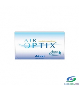 لنز طبی فصلی AIR OPTIX AQUA کد NEL1001