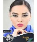 لنزرنگی BROWN1tone Pretty Eyes کد NEL1736