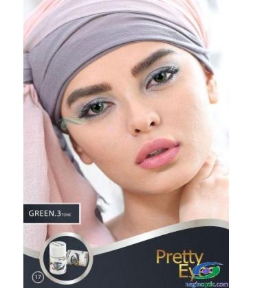 لنزرنگی GREEN3tone Pretty Eyes