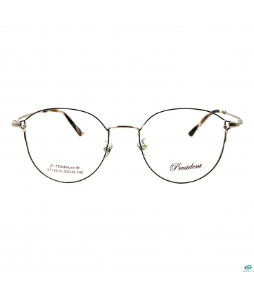 عینک طبی زنانه پرزیدنت President مدل BetaTitanium IP ST16213