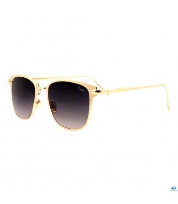عینک آفتابی مردانه دیور Dior طوسی مدل 1759