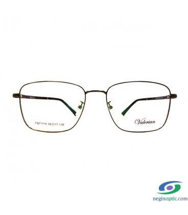 عینک طبی مردانه والرین Valerian مدل FB71119
