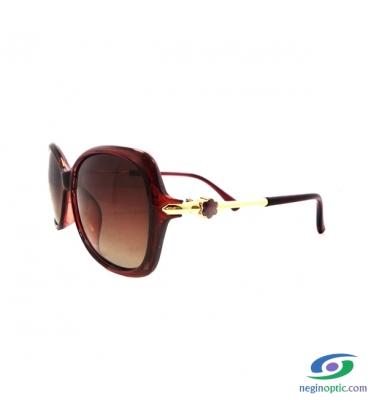 عینک آفتابی زنانه اچ دی پولاریزه HD polarized مدل 8882