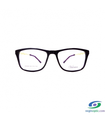 عینک طبی زنانه والرین Valerian مدل K4569