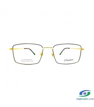 عینک طبی زنانه پرزیدنت President مدل ST16221