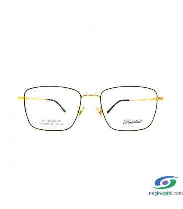 عینک طبی زنانه پرزیدنت President مدل ST16215