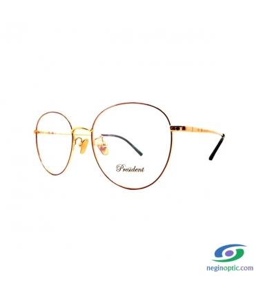 عینک طبی زنانه پرزیدنت President مدل ST16230