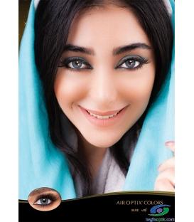 لنز طبی رنگی فصلی Blue AIR OPTIX