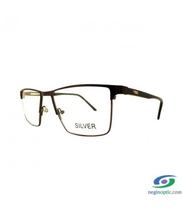 عینک طبی مردانه سیلور Silver مدل 8777