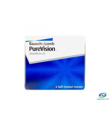 لنزطبی فصلی Pure Vision BAUSCH + LOMB