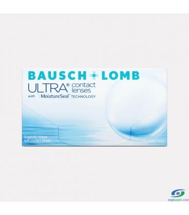 یک جفت لنز طبی فصلی ULTRA BAUSCH + LOMB