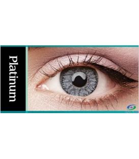 لنز طبی رنگی BAUSCH+LOMB رنگ Platinum