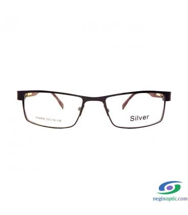 عینک طبی زنانه سیلور Silver مدل Pa6848