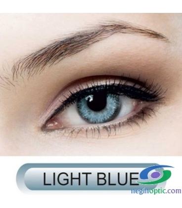 لنزرنگی LIGHT BLUE SOLEKOMILANO