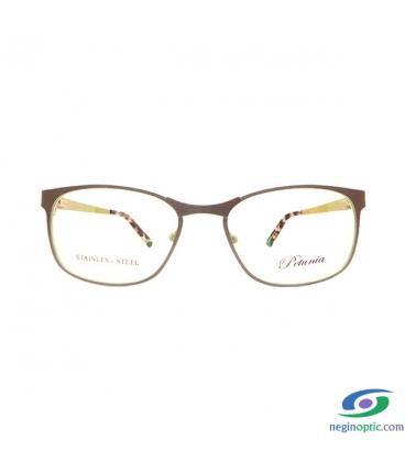 عینک طبی زنانه پتونیا petunia مدل s6858