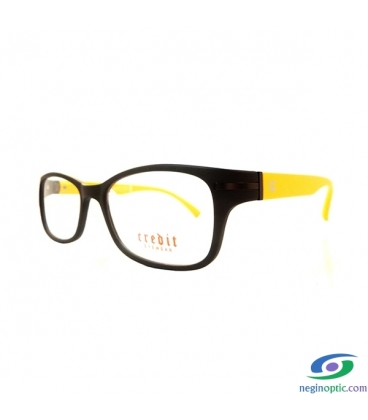 عینک طبی زنانه کره ای credit مدل CR6646