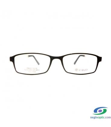 عینک طبی زنانه کره ای credit مدل CR6625