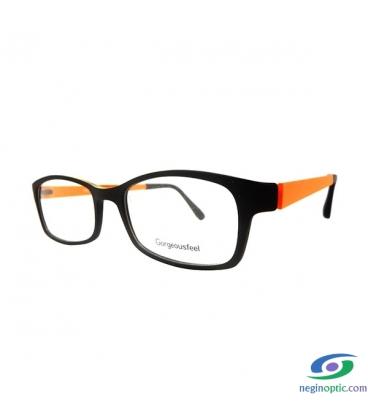عینک طبی زنانه کره ای Gorgeousfeel مدل G6632