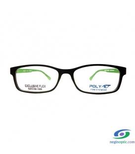 عینک طبی کره ای Poly مدل 9004