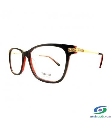 عینک طبی زنانه پتونیا petunia مدل 1049