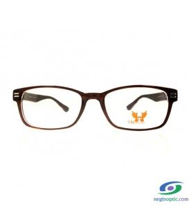عینک طبی زنانه کره ای TH optical مدل 3797