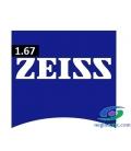 عدسی زایس Zeiss DuraVision Platinum Clarlet 1.67 AS