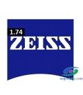 عدسی فوق فشرده Zeiss DuraVision Platinum Clarlet 1.74 AS