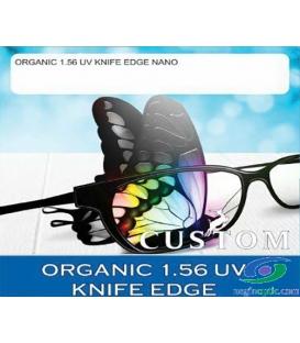 عدسی CUSTOM 1.56 ORGANIC KNIFE EDGE