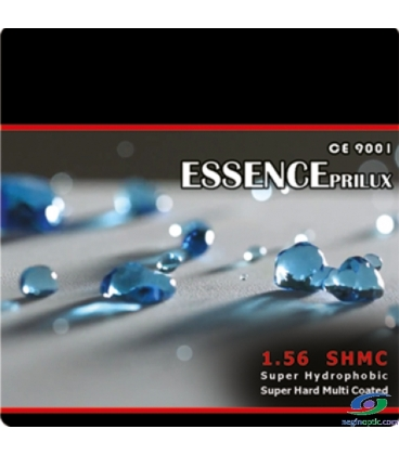 عدسی Essence 1.56 Clear SuperHydroPhobic