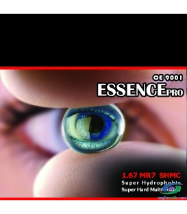 عدسی Essence 1.67 Clear SuperHydroPhobic