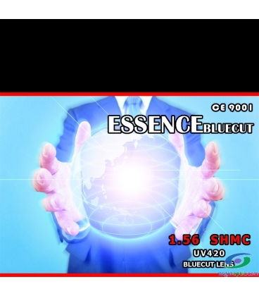 عدسی Essence 1.56 Clear Blue Protect