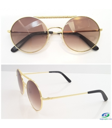 عینک آفتابی گرد CHANEL کد NE1052