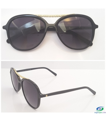 عینک آفتابی کائوچو CHANELکد NE1053