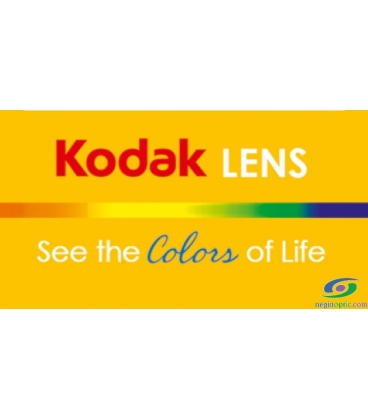 عدسی Kodak Free Form Progressive 1.74 Photochromic ADT Gray