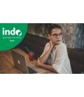 عدسی ایندو Indo AS Indofin Natural-10 1.60