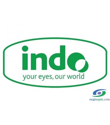 عدسی ایندو Indo 1.50 Single Vision PhotoActive Unimax Sport Brown