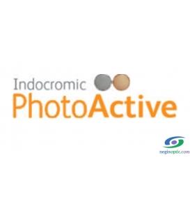 عدسی ایندو Indo 1.50 Single Vision PhotoActive Unimax Sport Gray