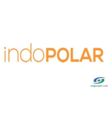 عدسی ایندو Indo 1.50 Single Vision indoPolar Unimax Brown