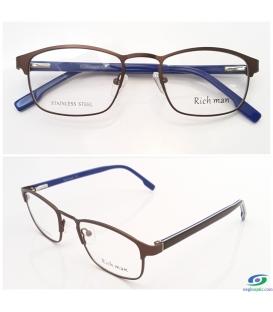 عینک طبی مردانه RICH MAN کد NE1153