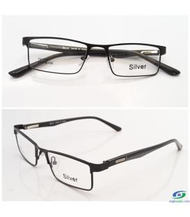 عینک طبی مردانه SILVER کد NE1162