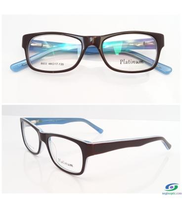 عینک طبی بچه گانه  PLATINUM   کد  NE1181