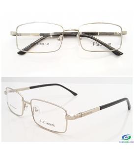عینک طبی مردانه Platinum کد NE1198