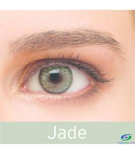 لنز طبی رنگی BAUSCH+LOMB رنگ Jade کد NEL1041