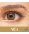 لنزطبی رنگی فصلی India BAUSCH + LOMB کد NEL1044