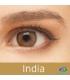 لنز طبی رنگی BAUSCH+LOMB رنگ India