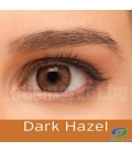 لنزطبی رنگی فصلی Dark HazelBAUSCH+LOMB کد NEL1045
