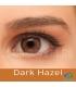 لنز طبی رنگی  BAUSCH+LOMB  رنگ  Dark Hazel  کد  NEL1045