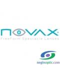 عدسی   NOVAX   1.57   Q-vex   کد   NE1695